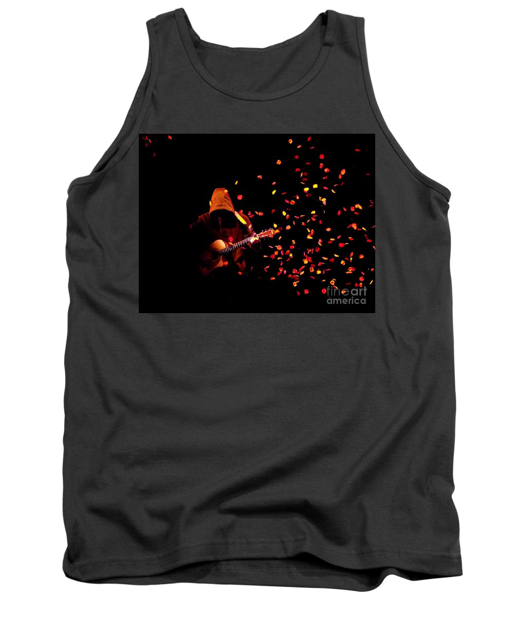 Clay Tank Top featuring the photograph Musical Appirition by Clayton Bruster
