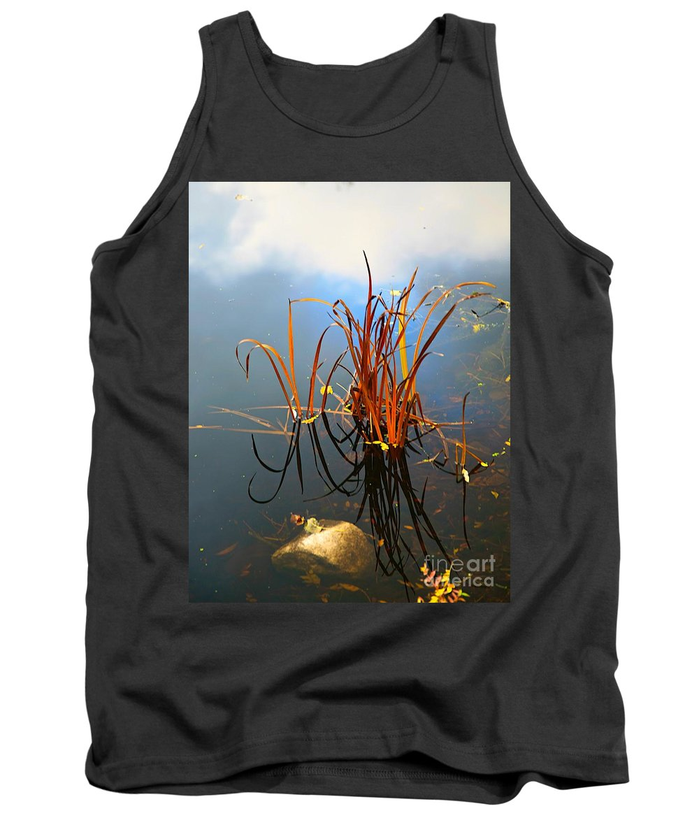 Plant Tank Top featuring the photograph My Art Prize In Grand Rapids Mi by Robert Pearson