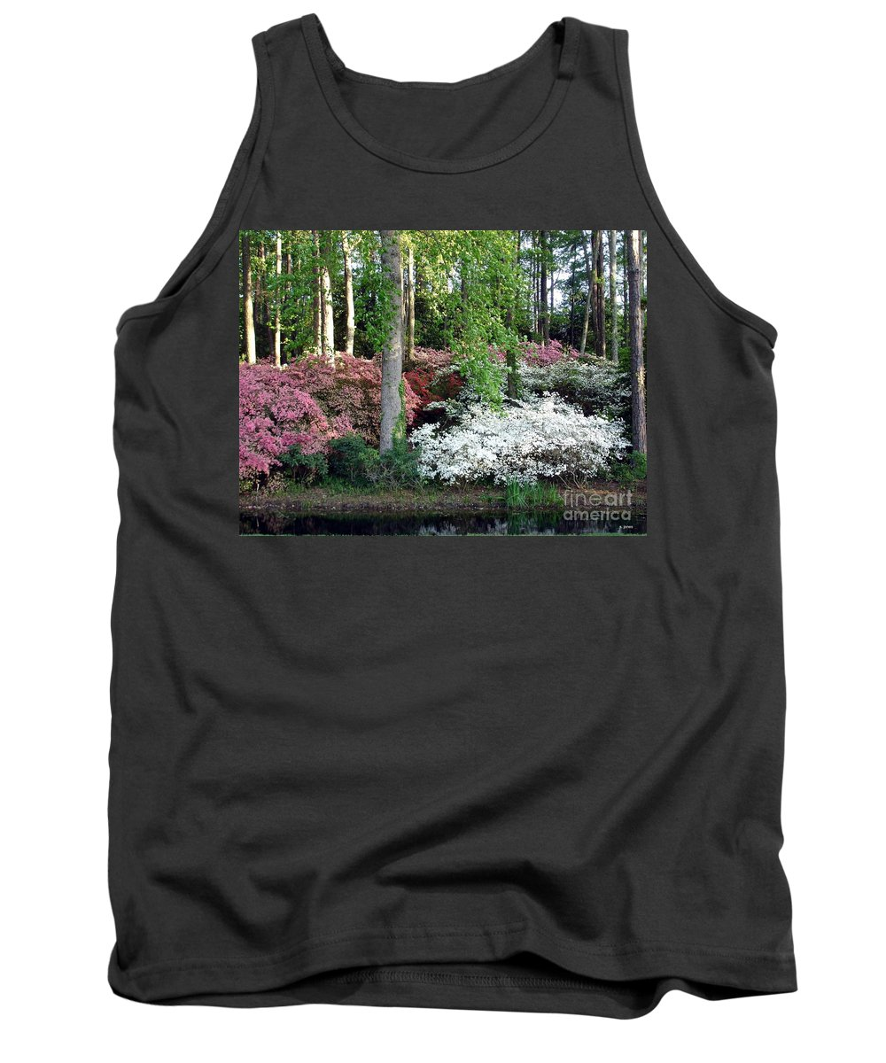 Landscape Tank Top featuring the photograph Nature 2 by Shelley Jones