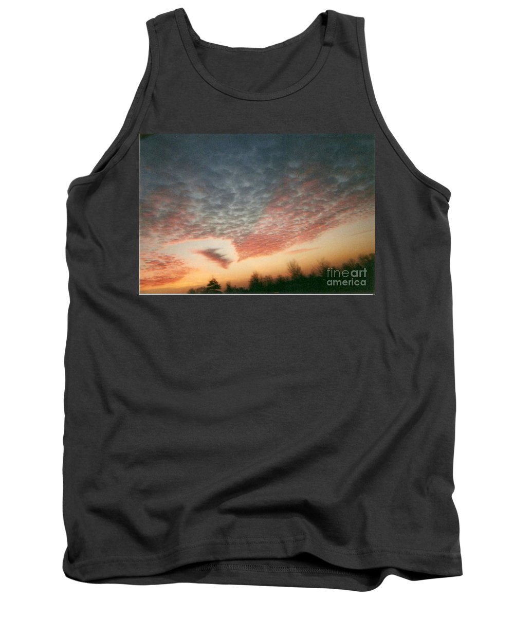 Landscape Tank Top featuring the photograph Natures Palette by Stephen King