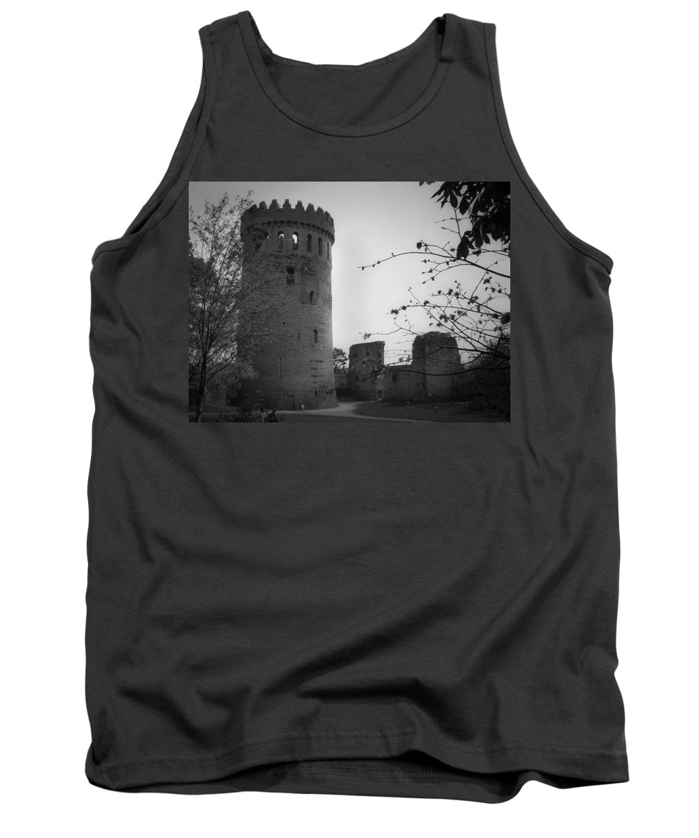 Ireland Tank Top featuring the photograph Nenagh Castle County Tipperary Ireland by Teresa Mucha