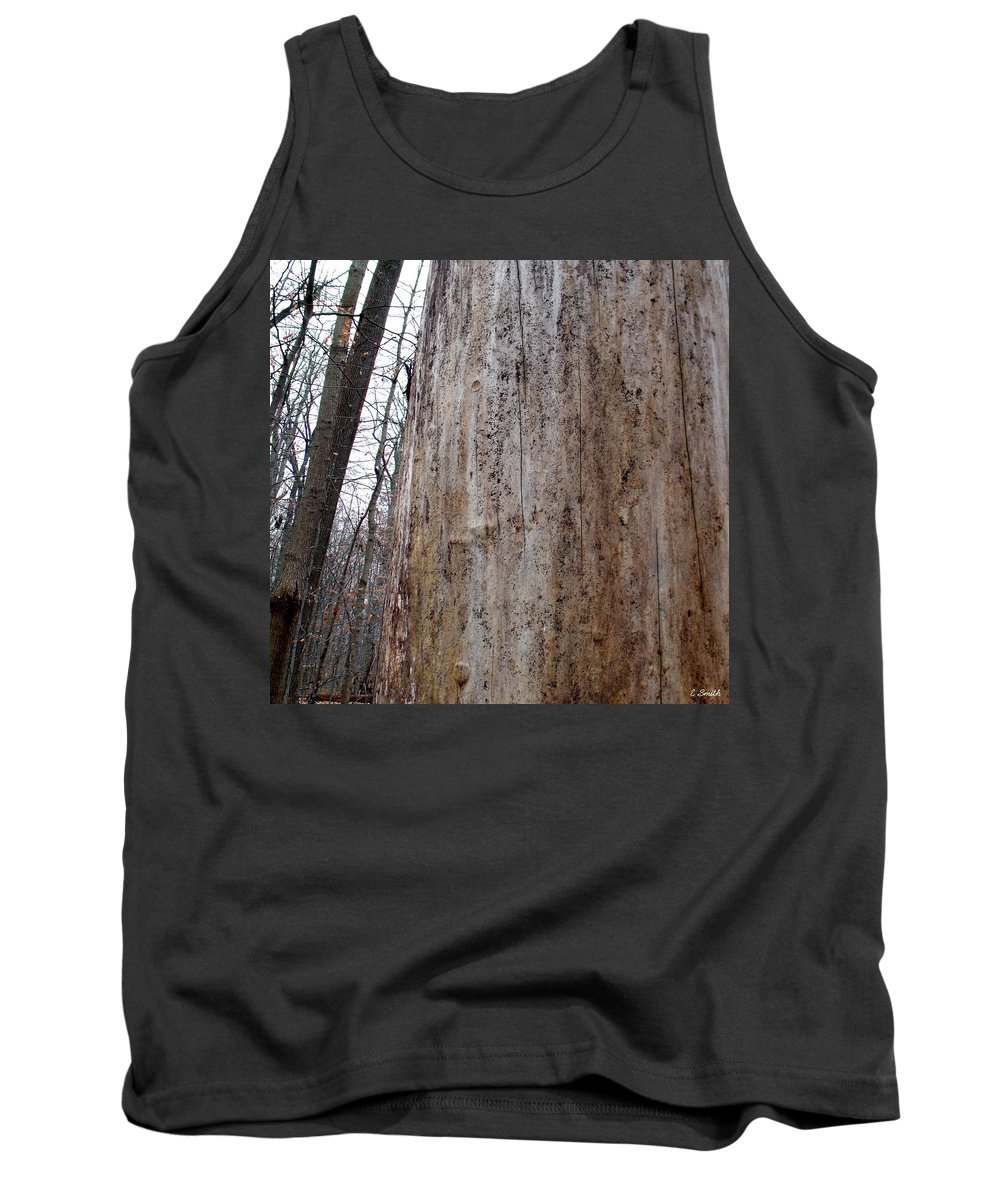 Still Life Tank Top featuring the photograph No Bark All Bite by Ed Smith