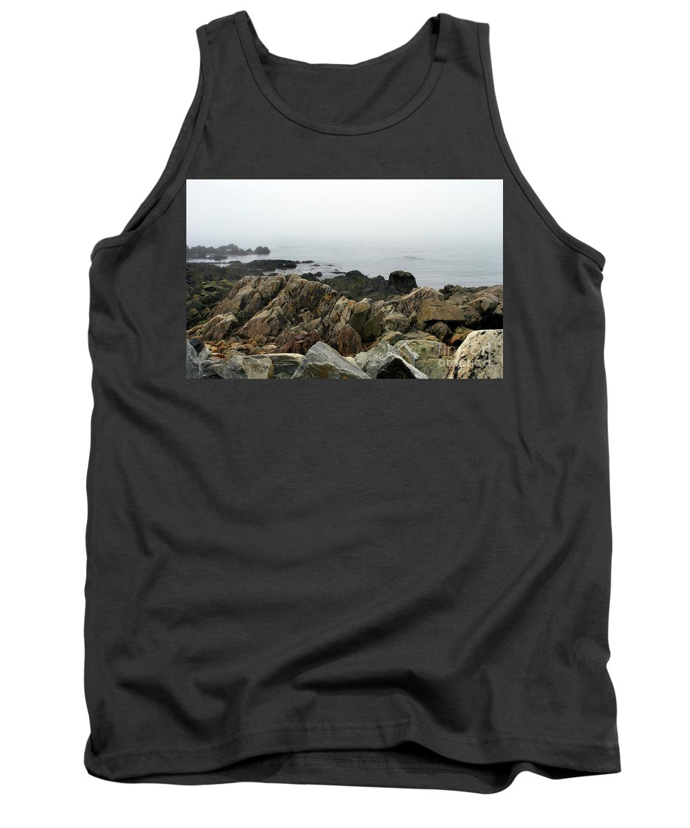 Scenic Tours Tank Top featuring the photograph Of Nature And Beyond by Skip Willits