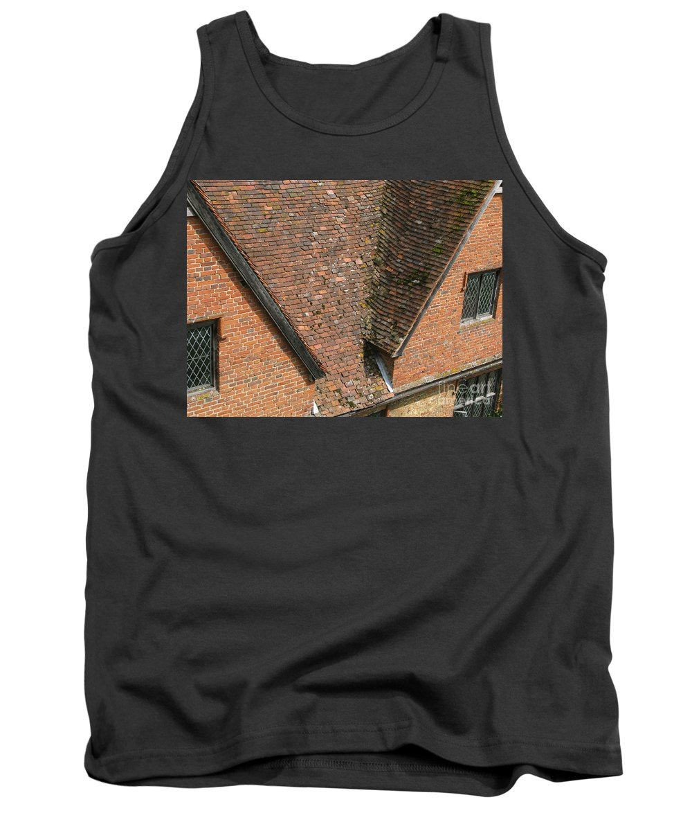 England Tank Top featuring the photograph Olde English by Ann Horn