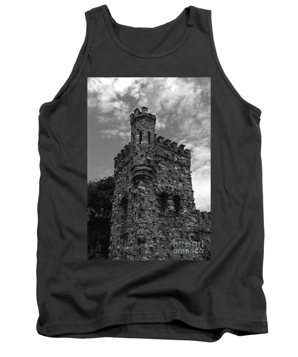 Castle Tank Top featuring the photograph Once Upon A Time by Richard Rizzo