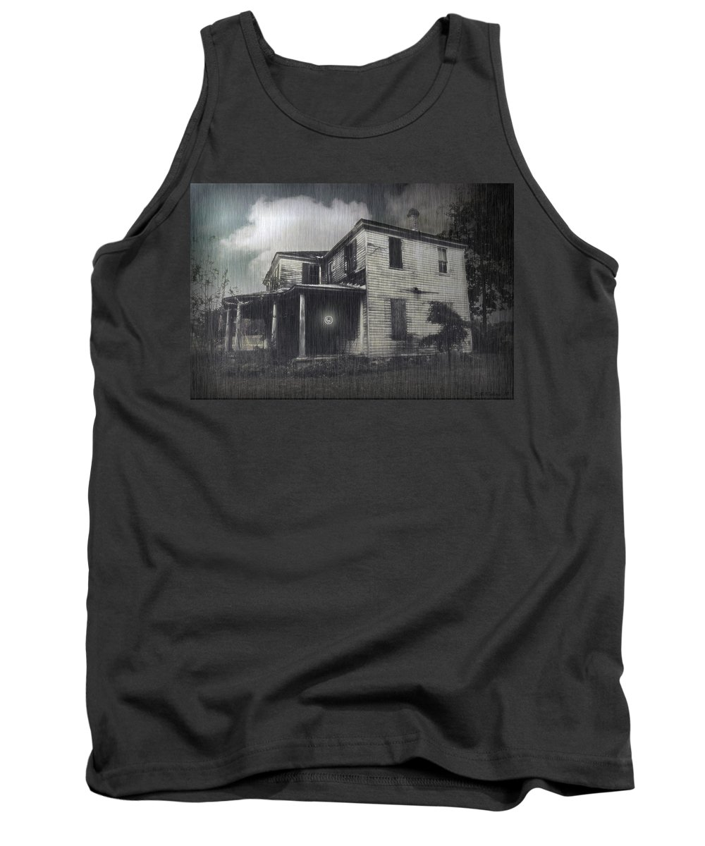 2d Tank Top featuring the photograph Orb by Brian Wallace