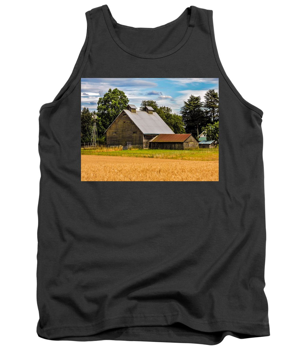 2015 Tank Top featuring the photograph Out There by Tony Porter Photography