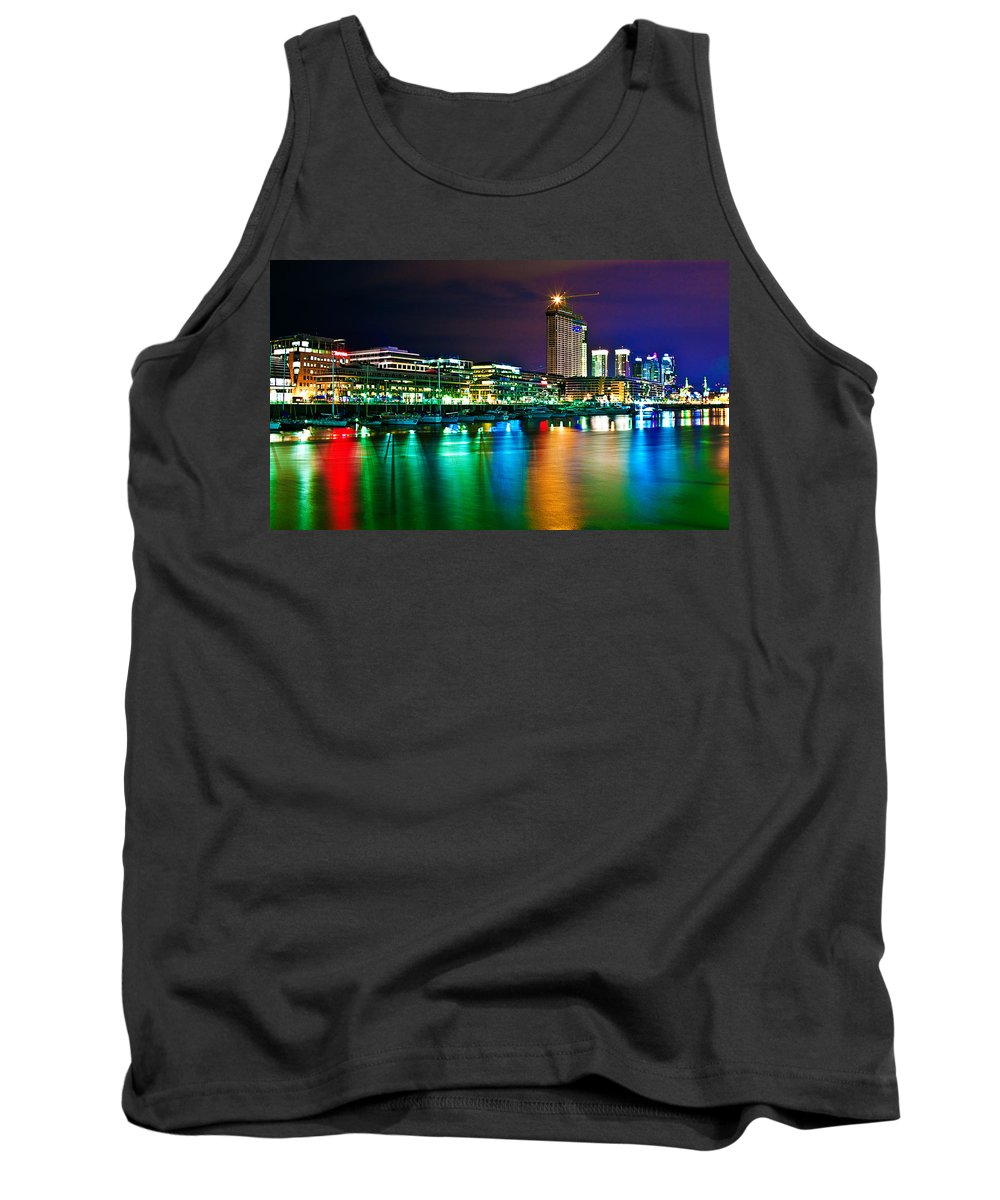 Buenos Tank Top featuring the photograph Over The Rainbow by Francisco Colon