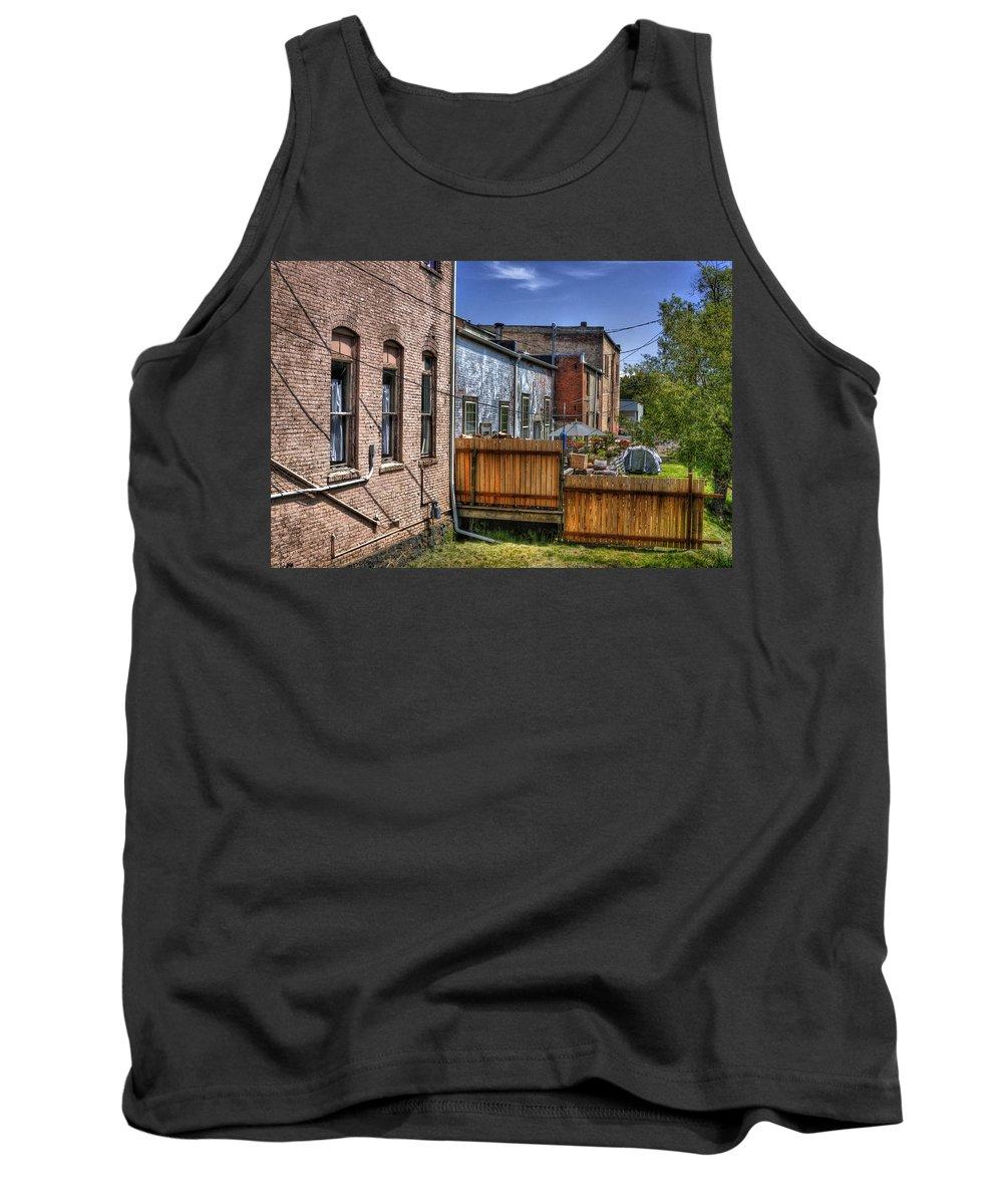 Palouse Tank Top featuring the photograph Palouse Washington 3 by Lee Santa