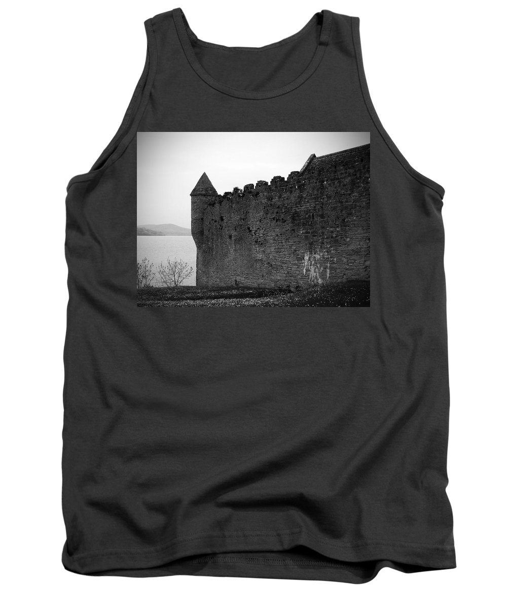 Ireland Tank Top featuring the photograph Parkes Castle County Leitrim Ireland by Teresa Mucha