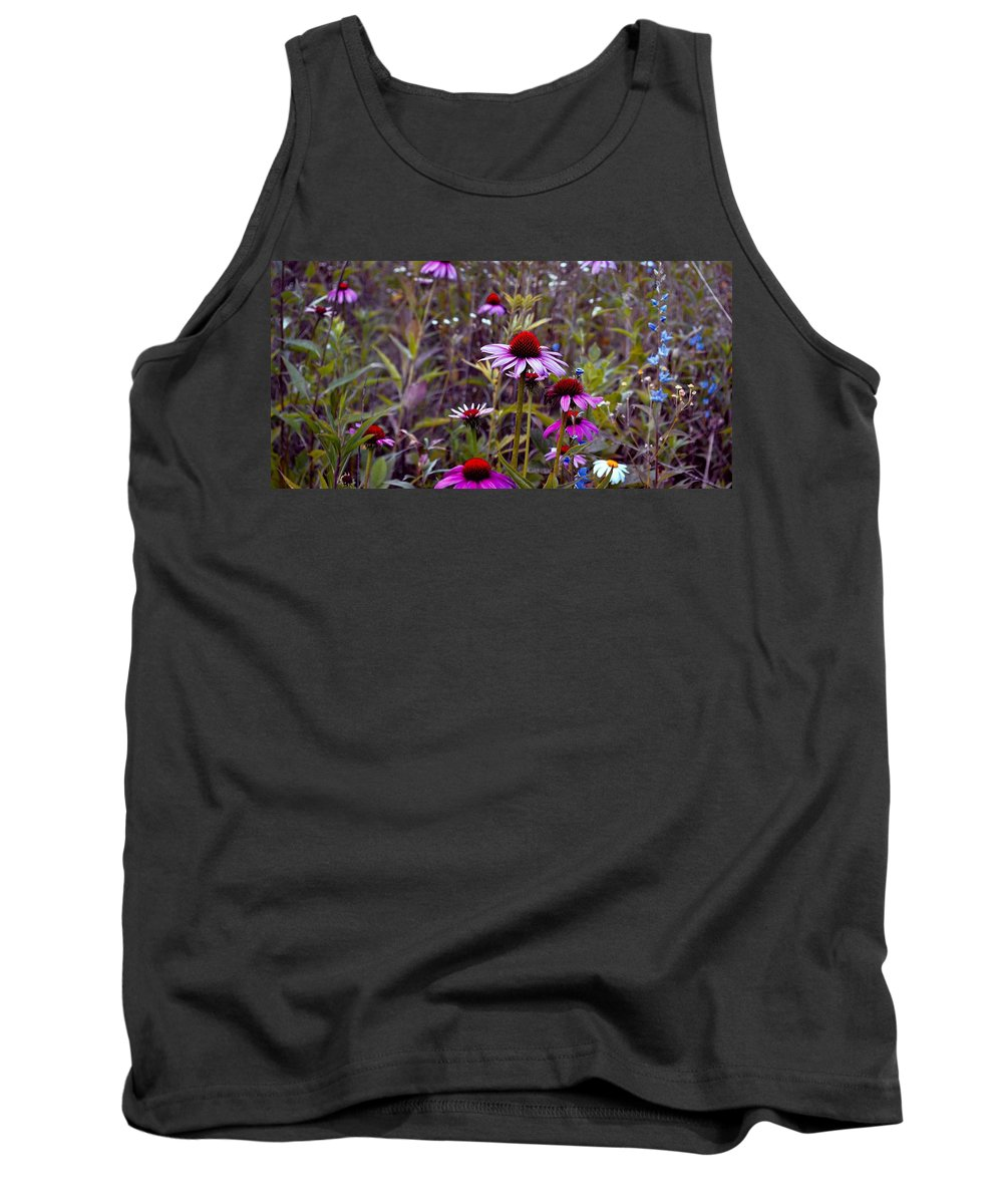 Pastel Tank Top featuring the photograph Pastel Morning by Bonfire Photography