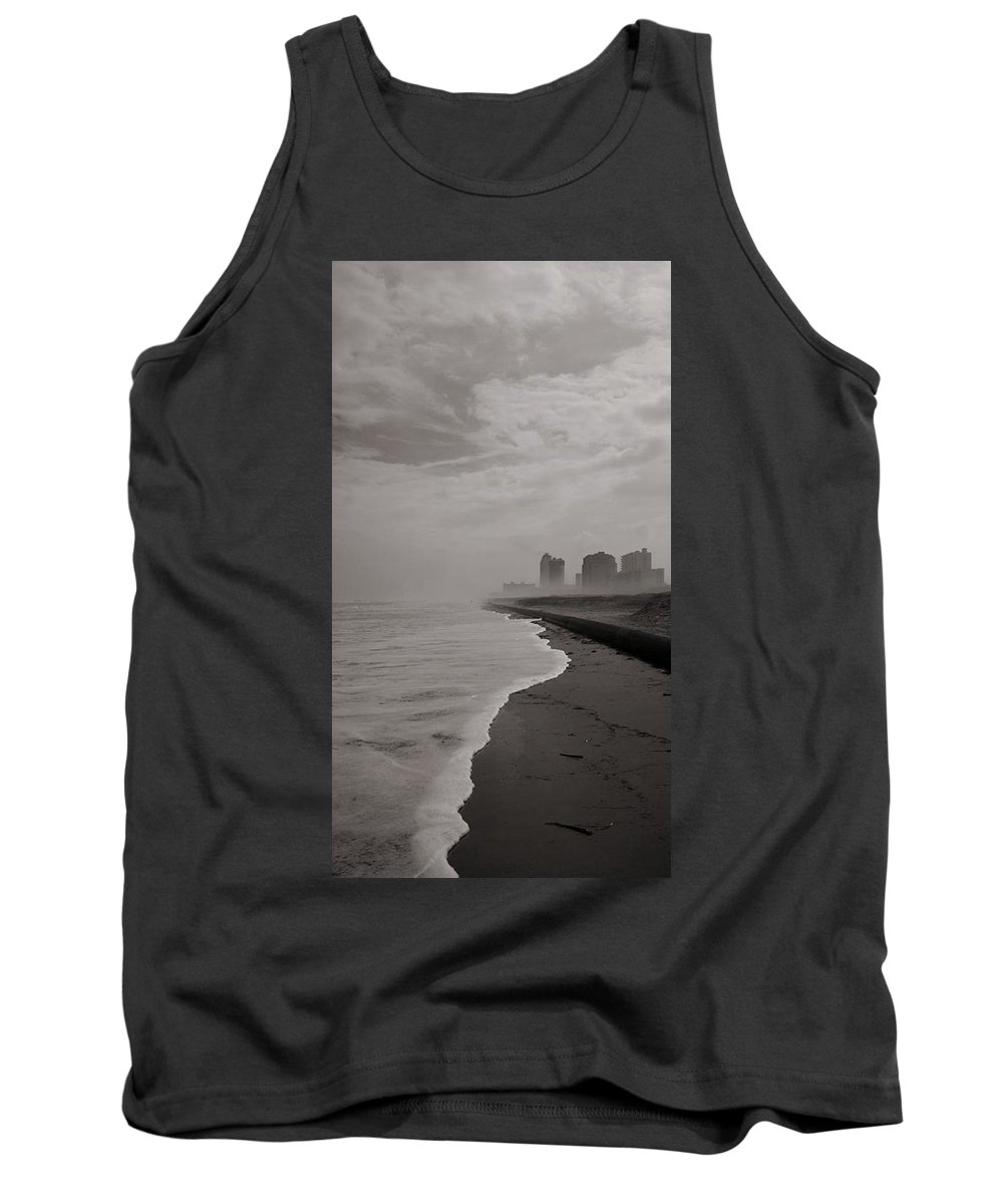 Tank Top featuring the digital art Patcpatch Graphic #84 by Scott S Baker
