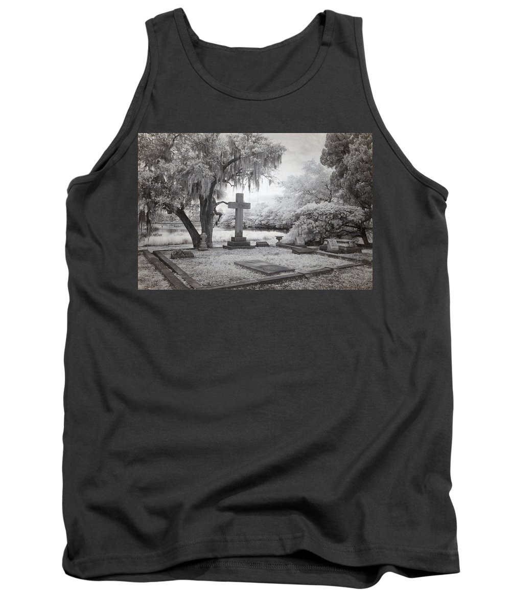 Cindy Archbell Tank Top featuring the photograph Peacful Eternity by Cindy Archbell