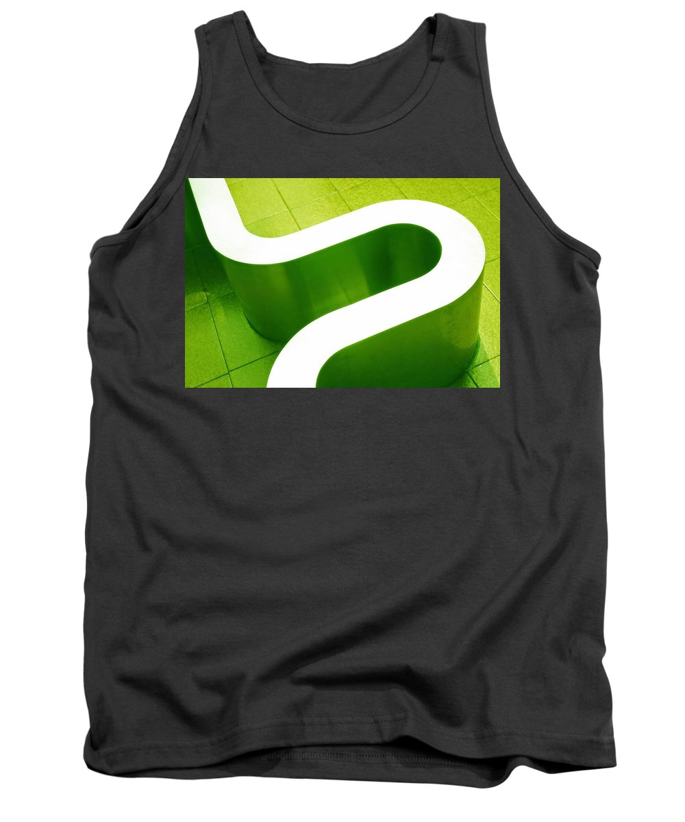 Abstract Tank Top featuring the photograph Pharmacia by Skip Hunt