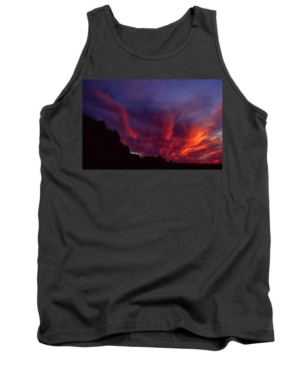 Arizona Tank Top featuring the photograph Phoenix Risen by Randy Oberg