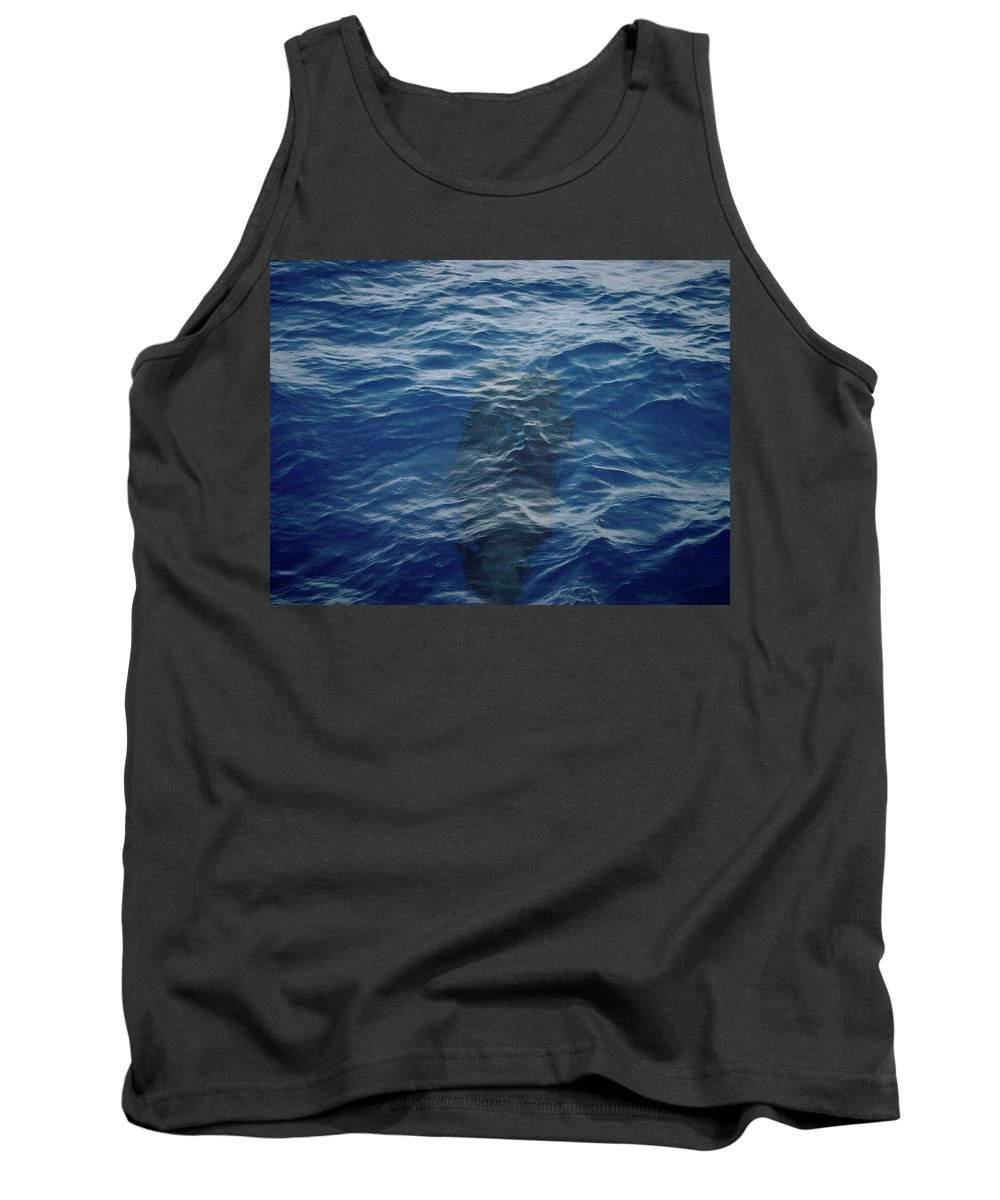 Valasretki Tank Top featuring the photograph Pilot Whale 8 by Jouko Lehto