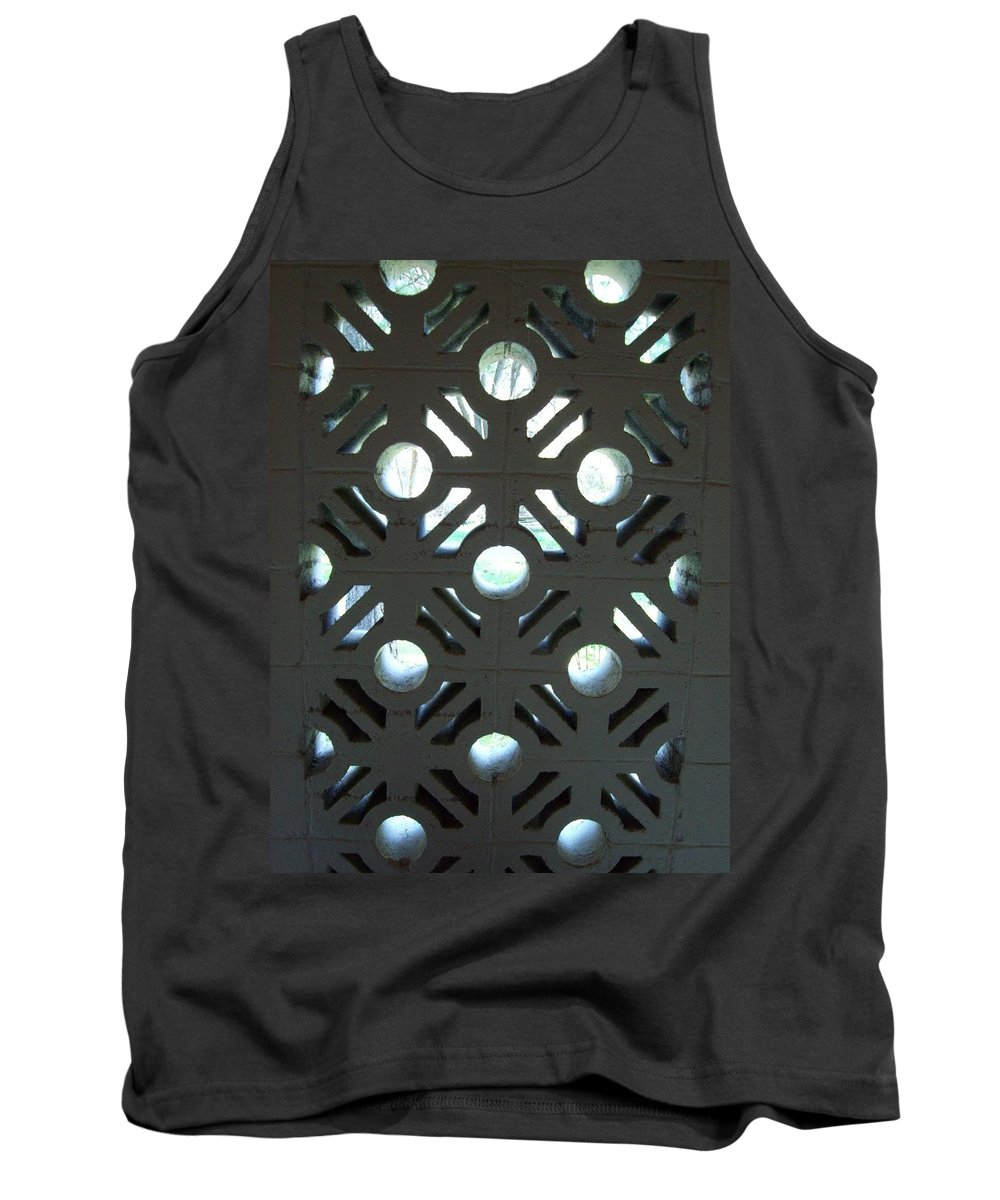 Stone Tank Top featuring the photograph Portal by Adam Norman