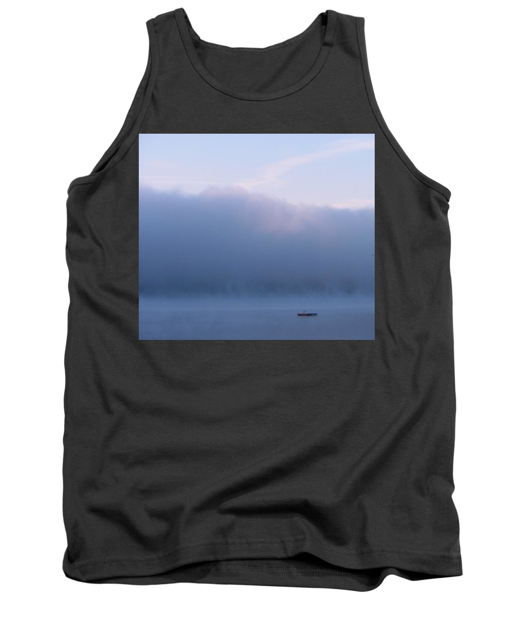 Photography Tank Top featuring the photograph Purple Haze by Michael Mooney