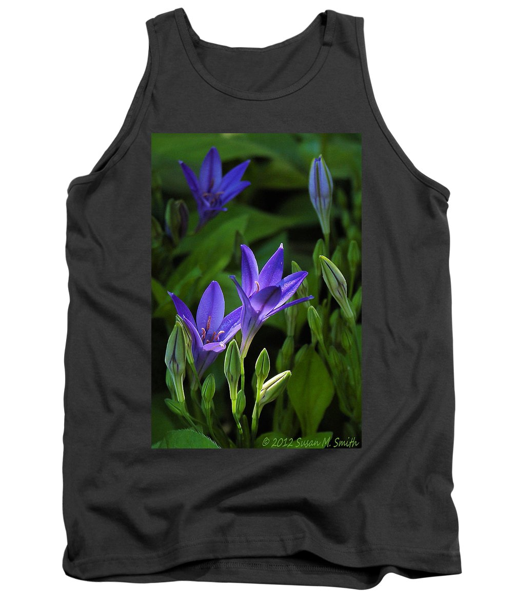 Photograph Tank Top featuring the photograph Queen Fabilola II by Susan Smith