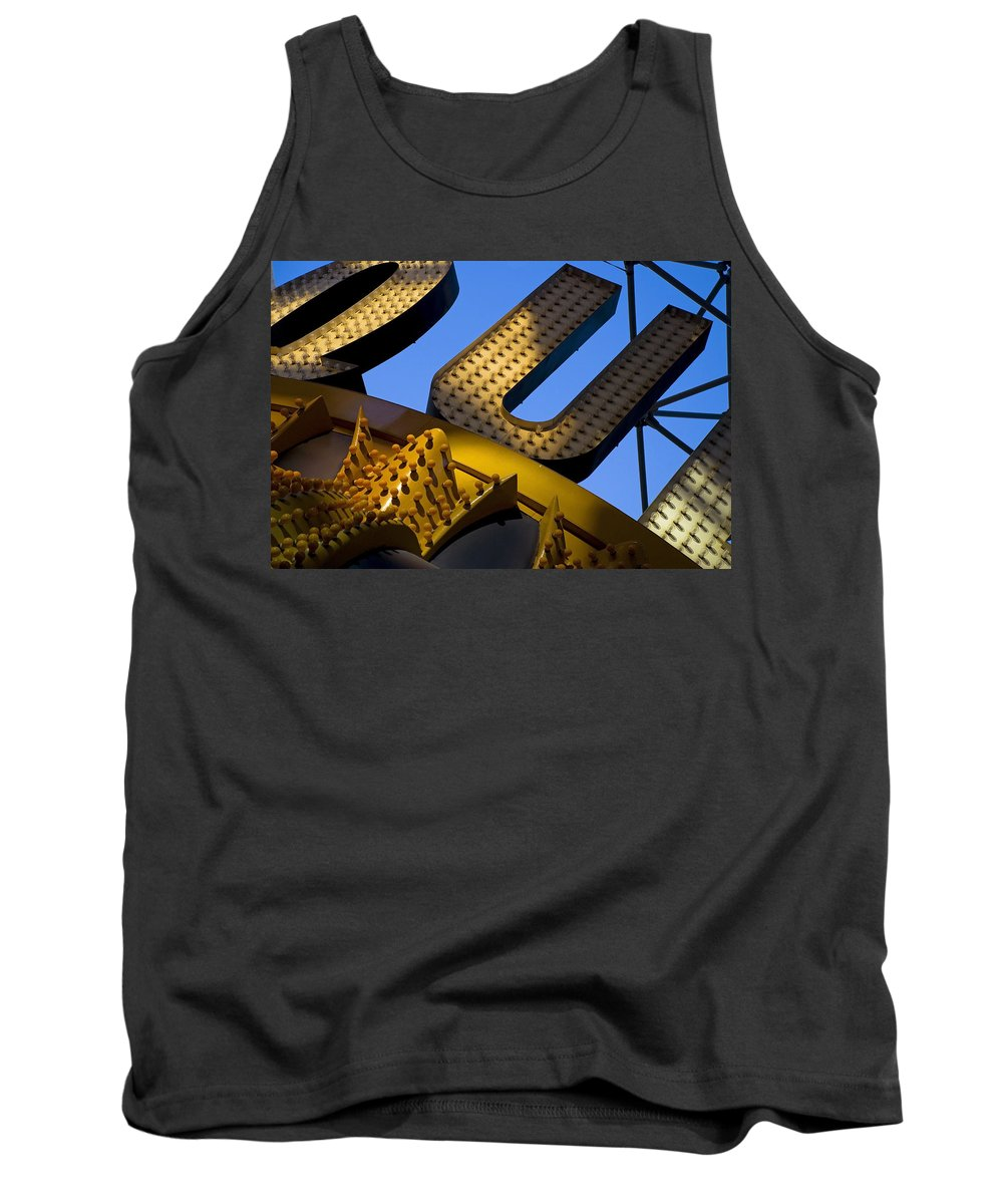 Architecture Tank Top featuring the photograph Queen Of Hearts by Skip Hunt