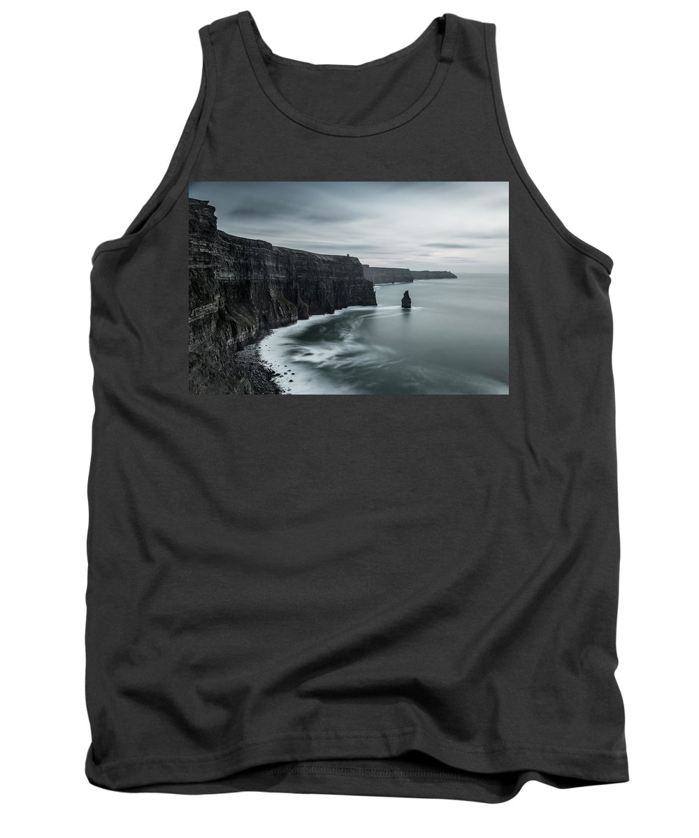 Ireland Tank Top featuring the photograph Raw Beauty by Maria Janus