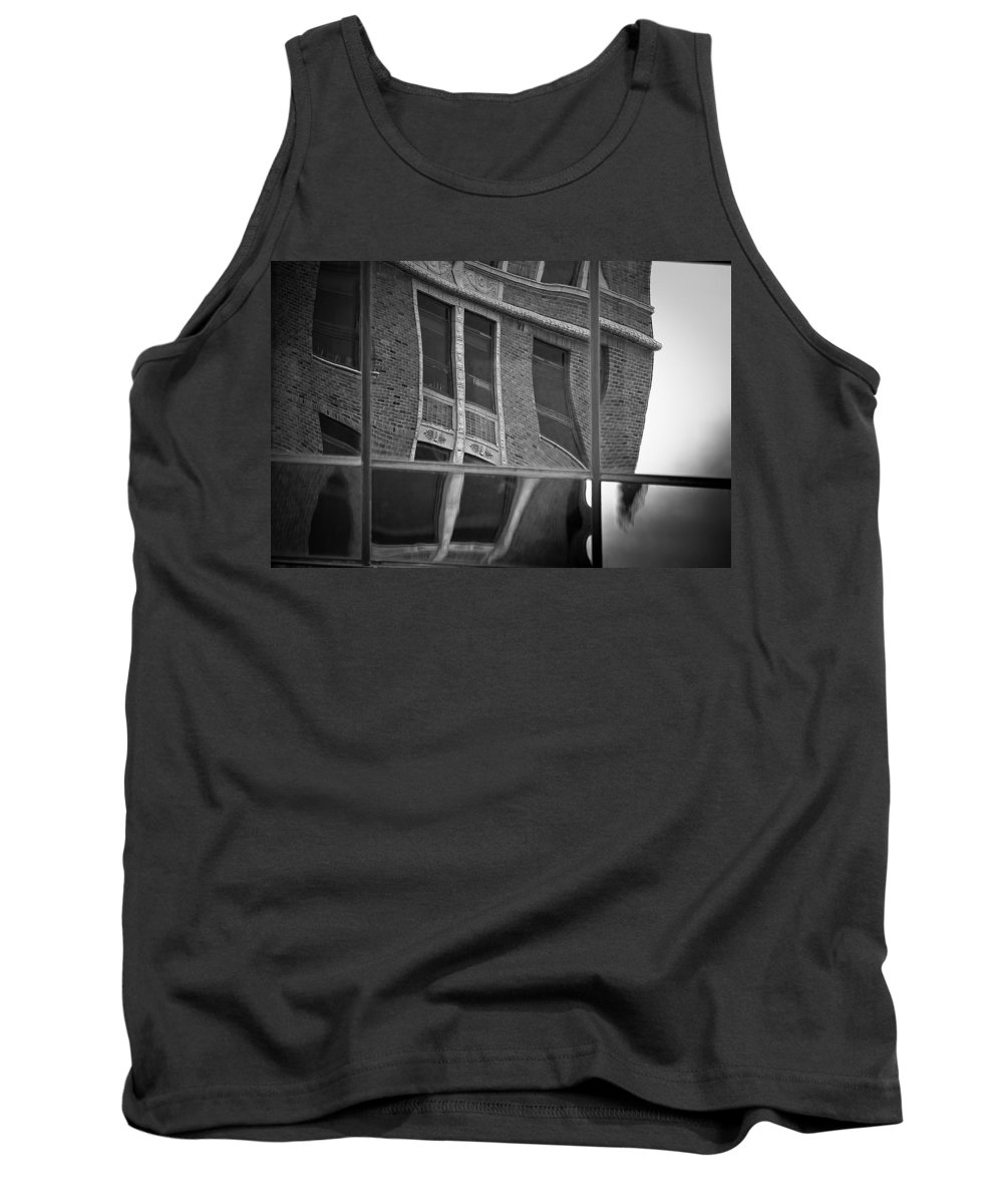 Sioux Falls Tank Top featuring the photograph Refections Of Nine IIi by Mike Oistad