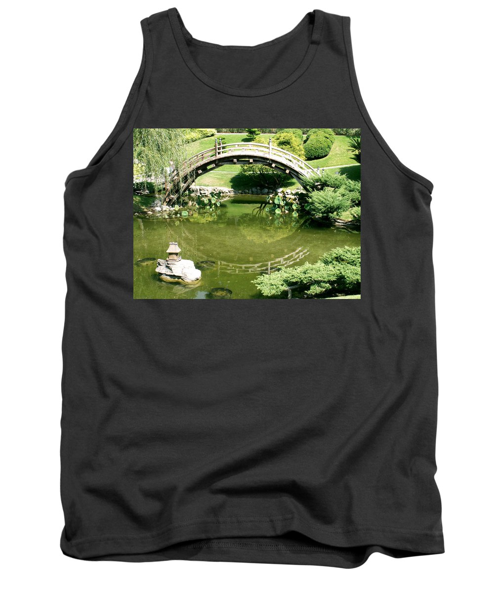 Nature Tank Top featuring the photograph Reflections by Amy Fose