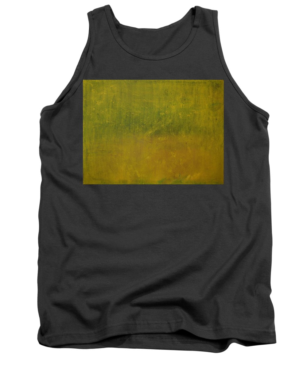 Jack Diamond Tank Top featuring the painting Reflections Of A Summer Day by Jack Diamond