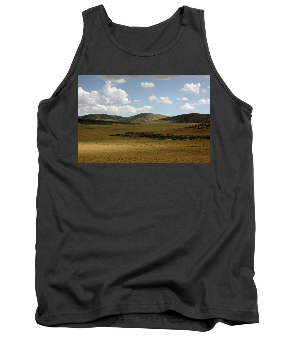 Screen Saver Tank Top featuring the photograph Screen Saver by D'Arcy Evans