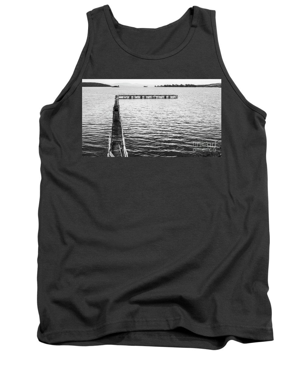 Ocean Tank Top featuring the photograph Shabby Nautical Style by Jorgo Photography - Wall Art Gallery