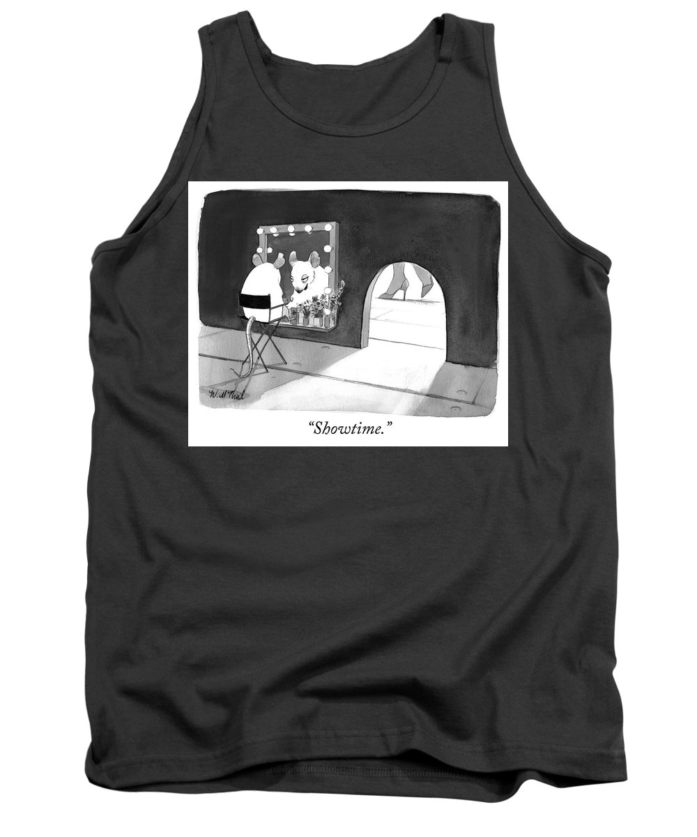 """""""showtime."""" Tank Top featuring the photograph Showtime by Will McPhail"""