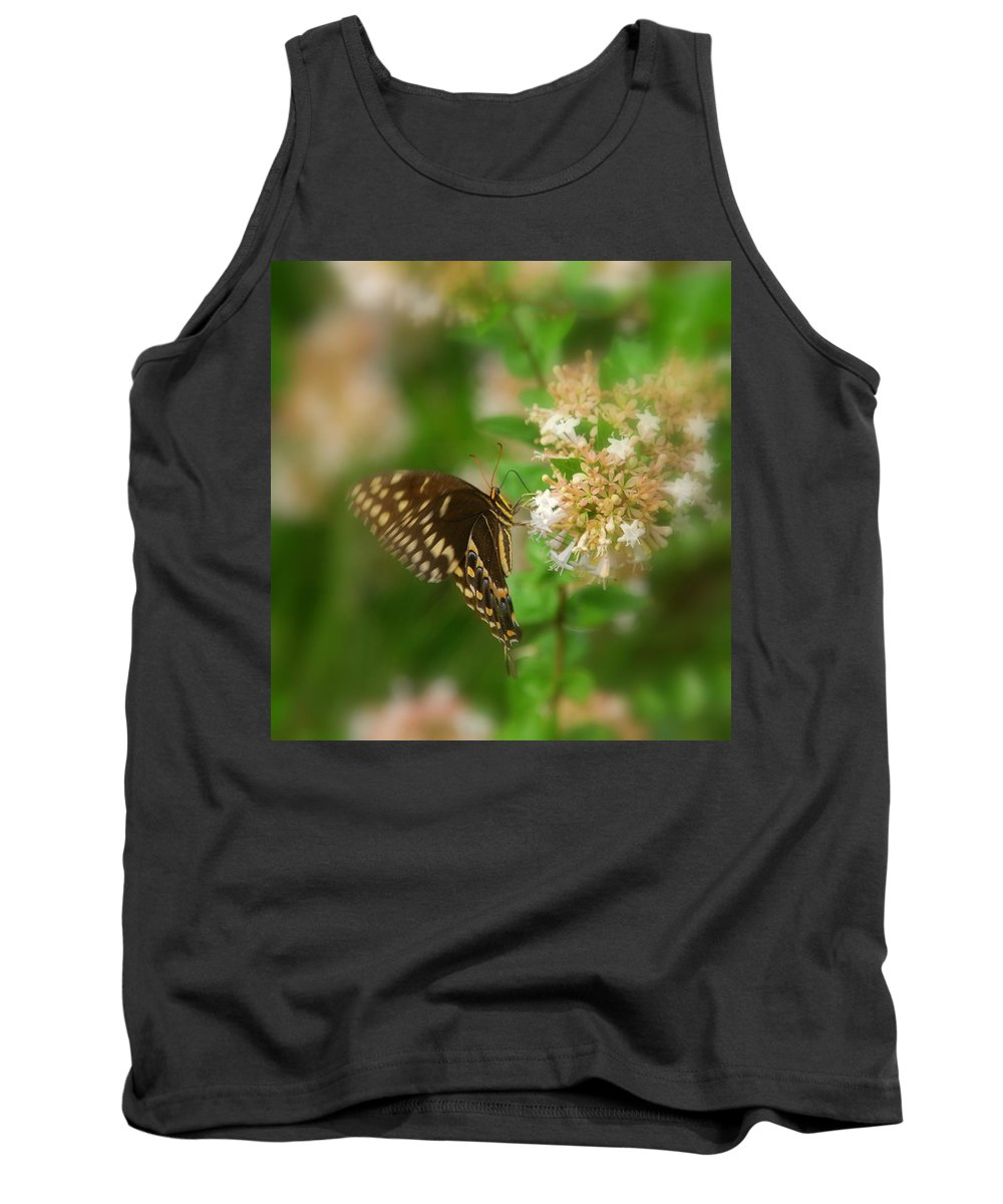 Sign Of Spring Tank Top featuring the photograph Sign Of Spring by Susanne Van Hulst