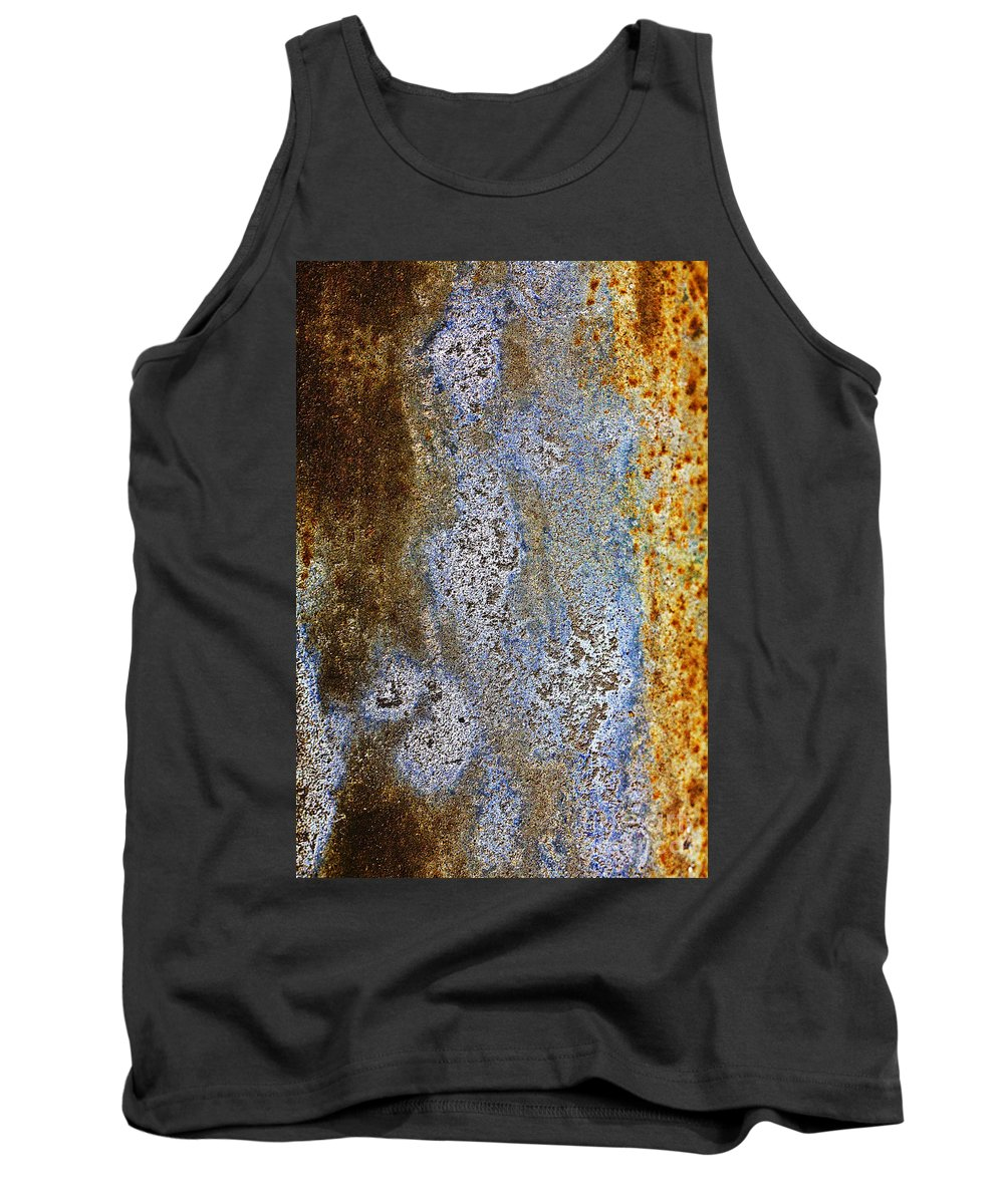 Detail Tank Top featuring the photograph Signs-1 by Casper Cammeraat
