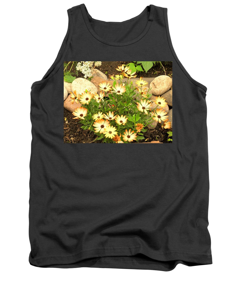 Flowers Tank Top featuring the photograph Soft by Ian MacDonald