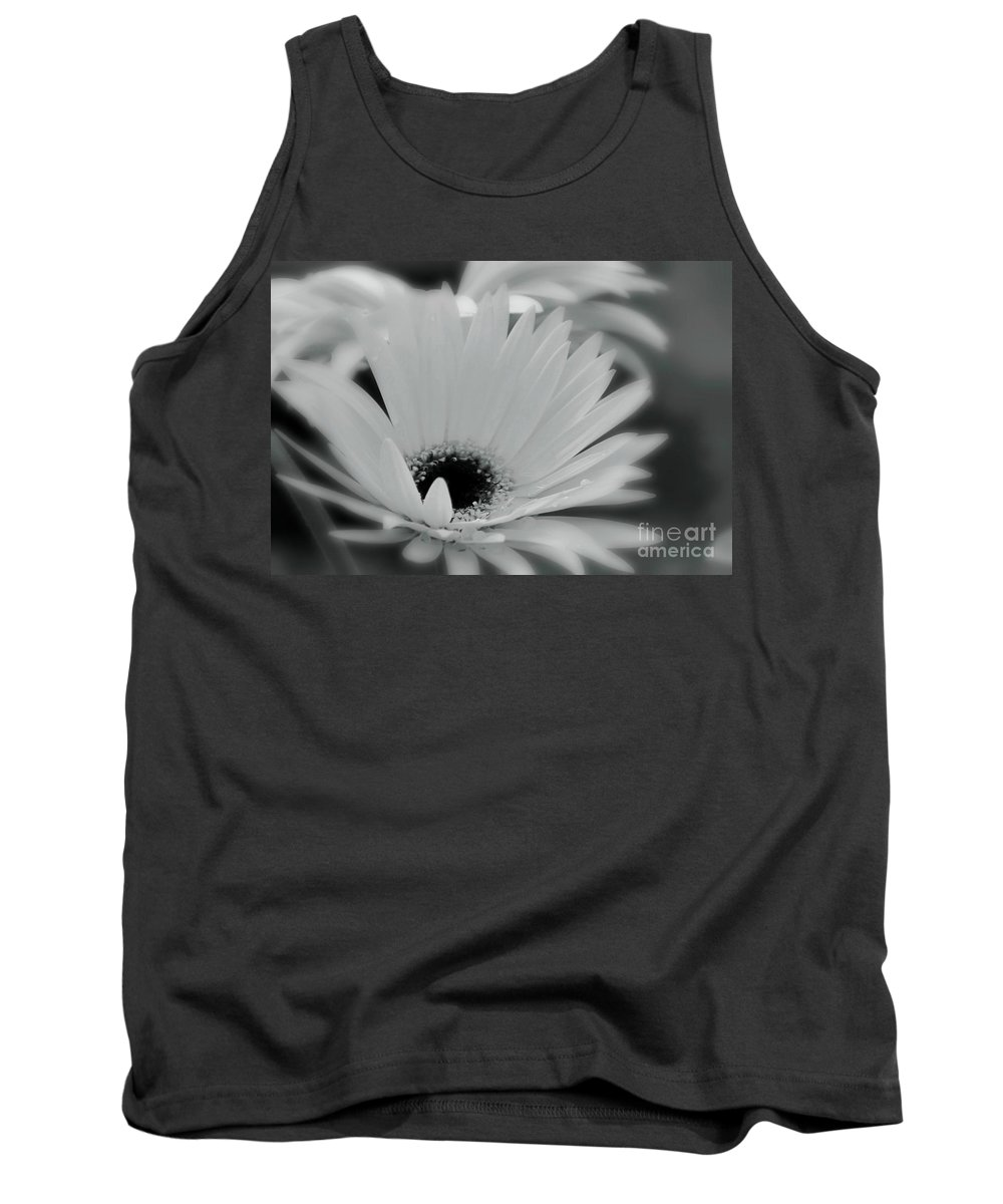 Flower Tank Top featuring the photograph Soft Spring by Sheila Ping