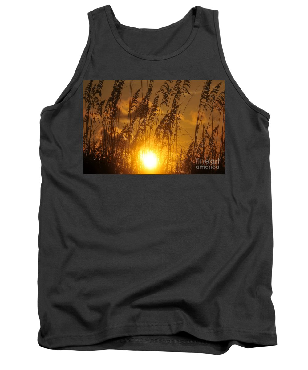 Summer Tank Top featuring the photograph Solstice by David Lee Thompson