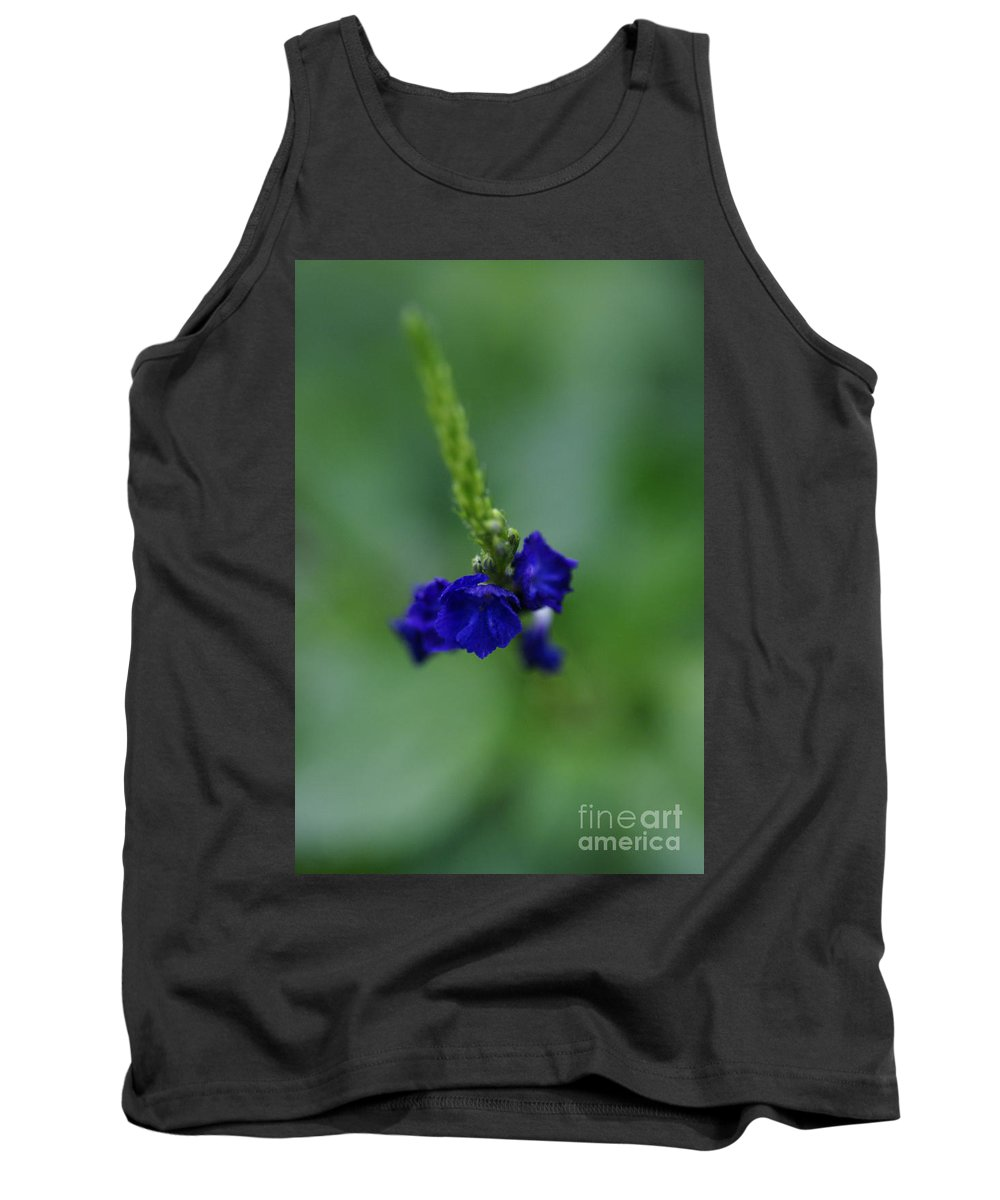Floral Tank Top featuring the photograph Somewhere In This Dream by Linda Shafer