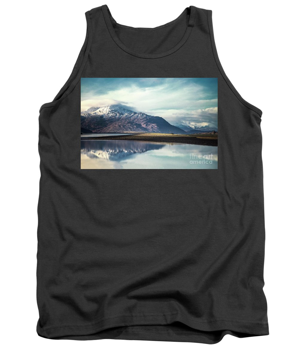 Kremsdorf Tank Top featuring the photograph Song Of The Mountain by Evelina Kremsdorf