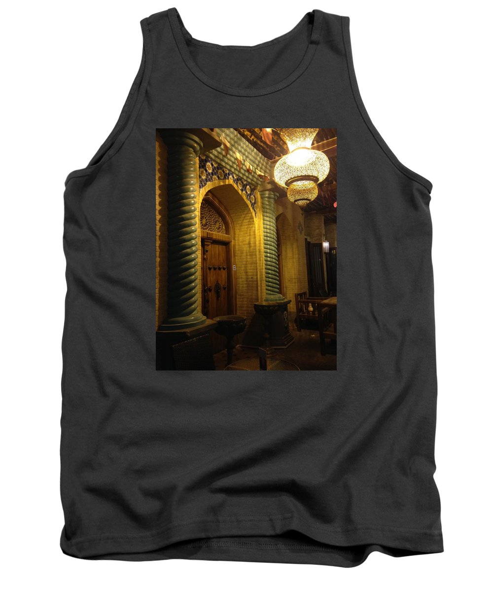 Souqs Tank Top featuring the photograph Souqs by J Matthew Henry
