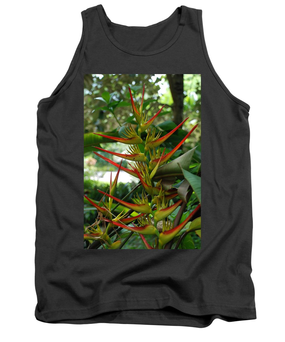 Spike Tank Top featuring the photograph Spike Plants by Rob Hans