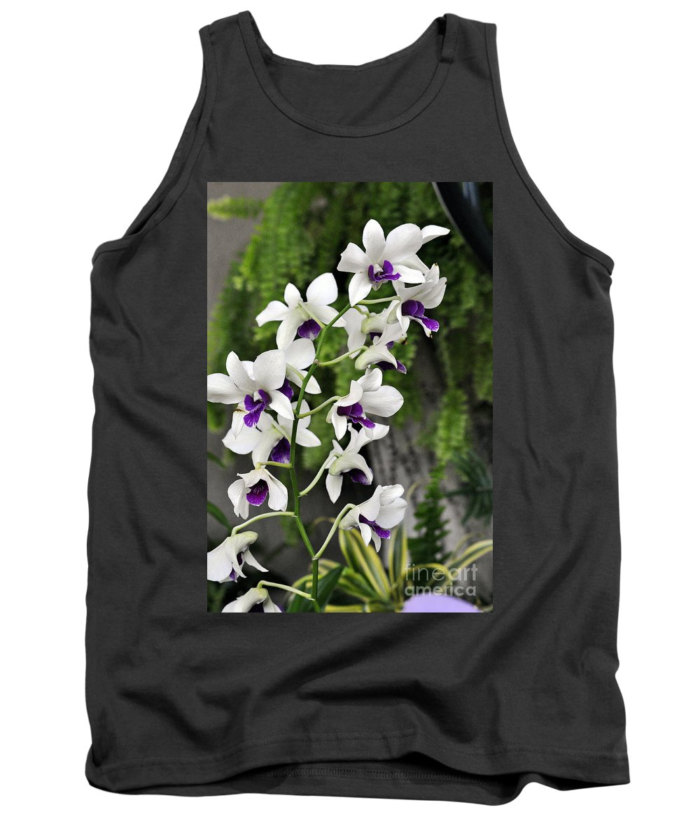 Clay Tank Top featuring the photograph Spray by Clayton Bruster
