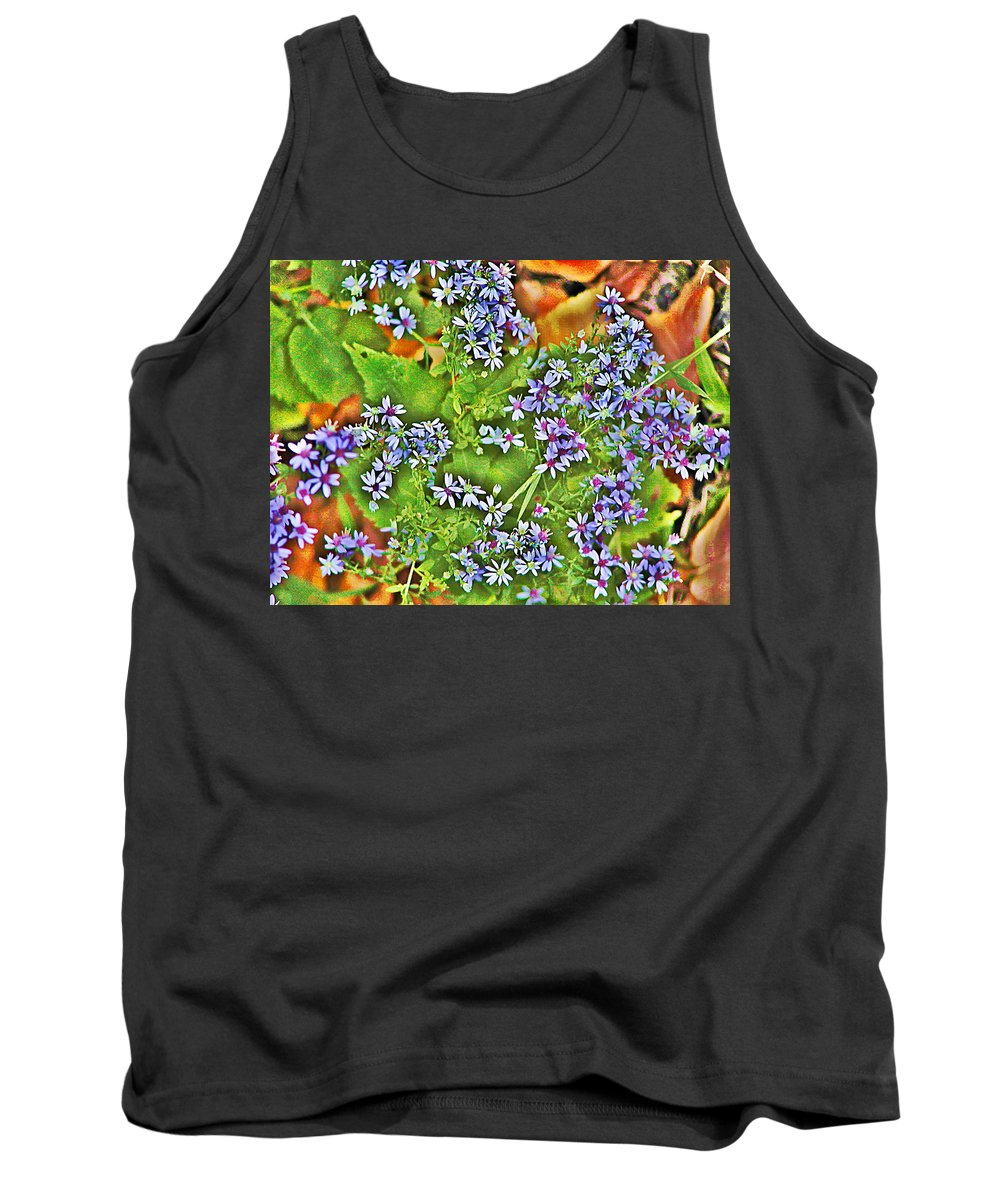 Flower Tank Top featuring the photograph Spring by Bill Cannon
