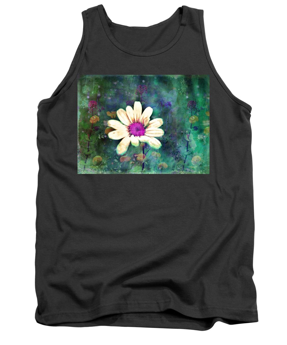 Wall Art Tank Top featuring the photograph Spring Daydreams by Tara Turner