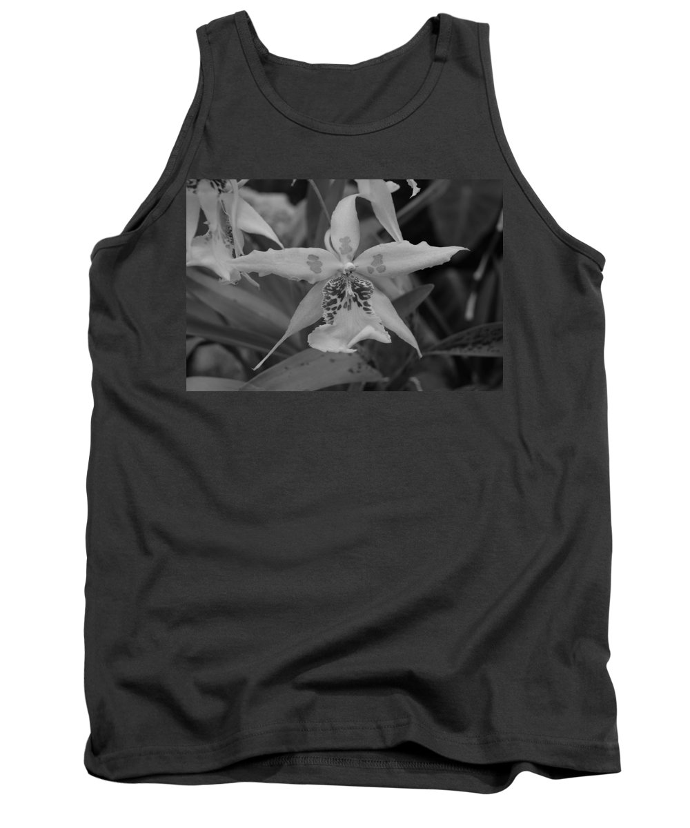Macro Tank Top featuring the photograph Star Flower by Rob Hans