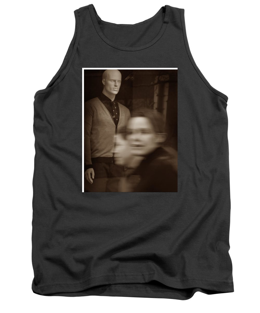 Tank Top featuring the photograph Still Life by Ken Ketchum