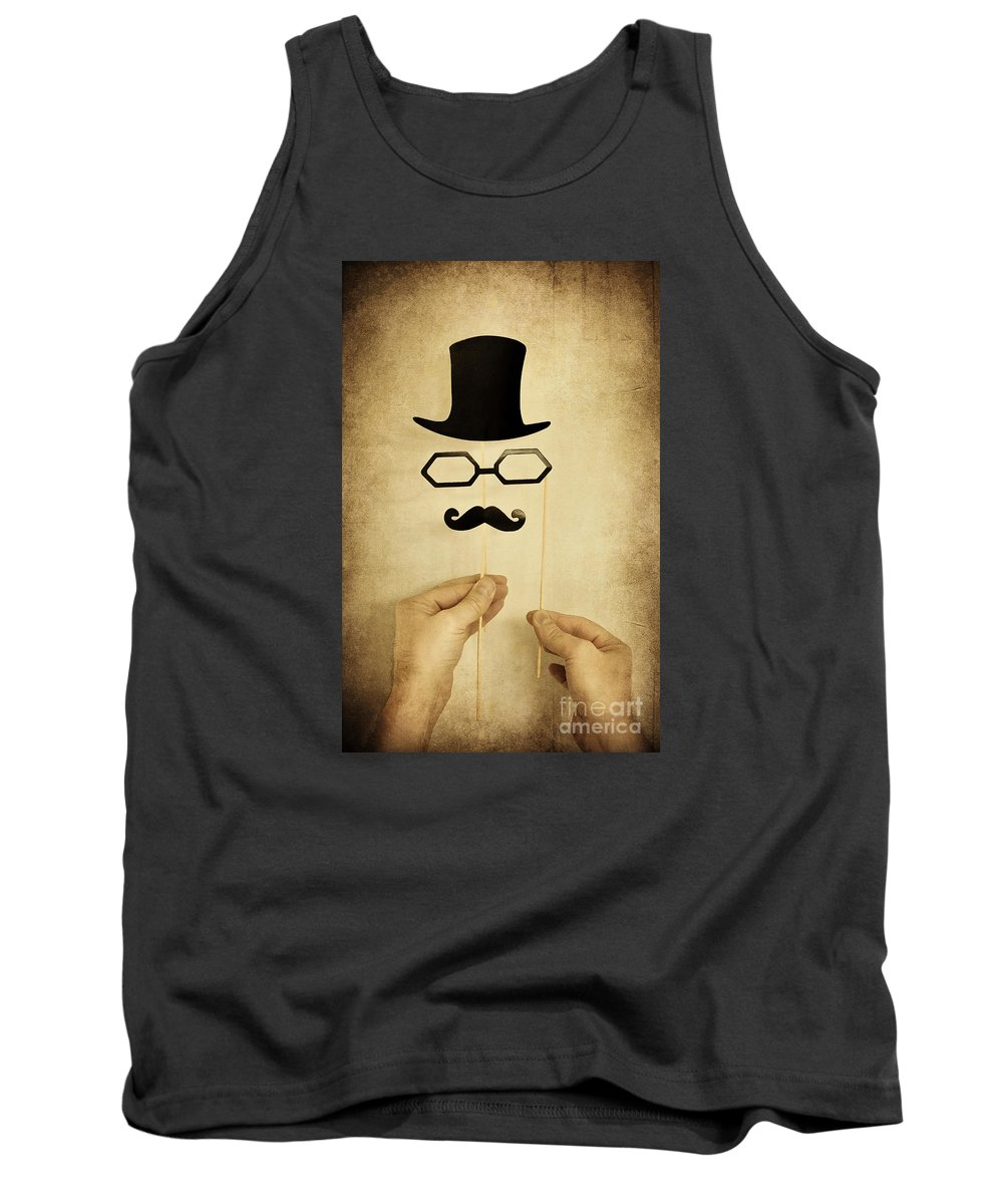 Action Tank Top featuring the photograph Stranger by Svetlana Sewell