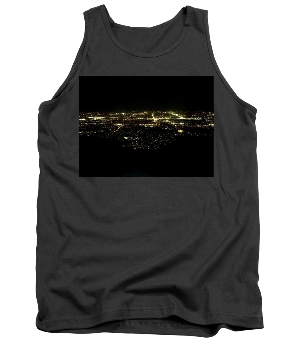 Landscape Tank Top featuring the photograph Tampa Bay by Dorothy DiGrigoli