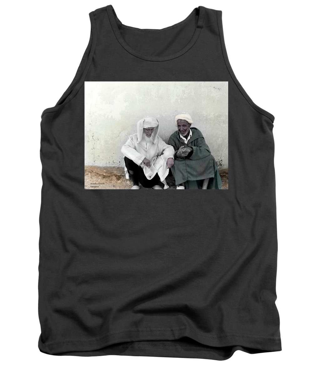 Tank Top featuring the photograph Tangerines by Mark Alesse