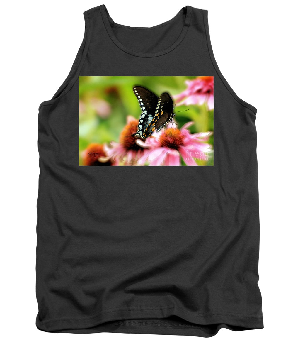 Nature Tank Top featuring the photograph Tasty by Lois Bryan