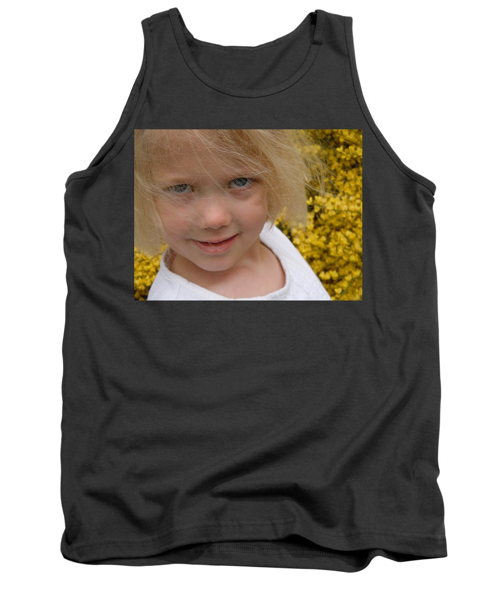 Spring Tank Top featuring the photograph The Beauty Of Spring by Dan Whittemore